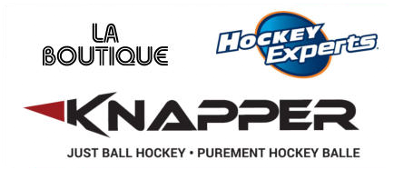 Boutique Hockey Experts, Knapper