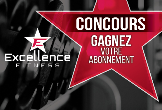 Concours Excellence Fitness